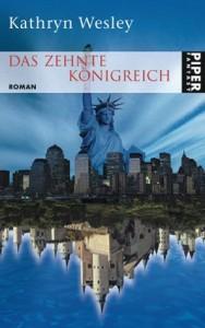 """Cover des Buches """"Das zehnte Königreich"""" von Kathryn Wesley"""