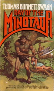 Day of the Minotaur von Thomas Burnett Swann