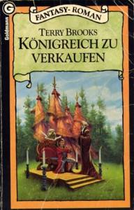 """Cover des Buches """"Königreich zu verkaufen"""" von Terry Brooks"""