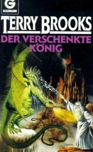 """Cover des Buches """"Der verschenkte König"""" von Terry Brooks"""