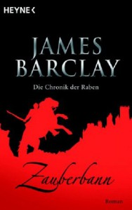 Zauberbann von James Barclay