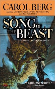 Song of the Beast von Carol Berg
