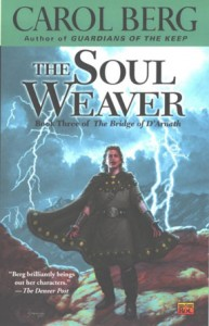 The Soul Weaver von Carol Berg