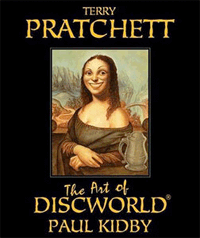 The Art of Discworld von Paul Kidby und Terry Pratchett