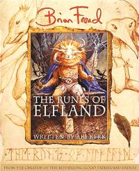 The Runes of Elfland von Ari Berk und Brian Froud