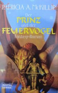 Cover von Der Prinz und der Feuervogel von Patricia A. McKillip