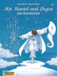 Mit Mantel und Degen, Band 8: Der Fechtmeister