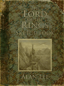 The Lord of the Rings Sketchbook von Alan Lee