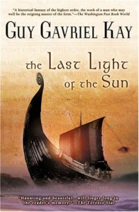 "Cover des Buches ""Last Light of the Sun"" von Guy Gavriel Kay"