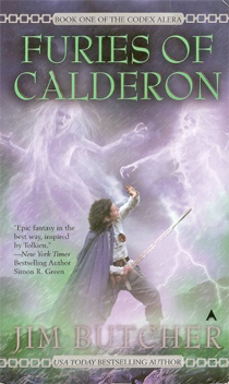 Furies of Calderon von Jim Butcher