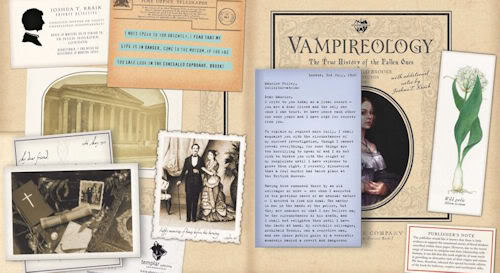 Vampireology Innenseite