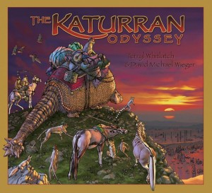 The Katurran Odyssey von Terryl Whitlatch und David Michael Wieger