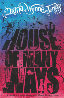 House of Many Ways von Diana Wynne Jones