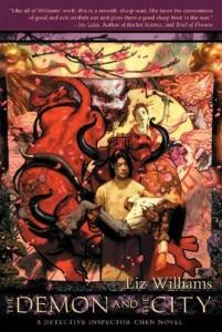 The Demon and the City von Liz Williams