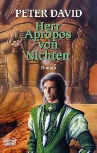 Herr Apropos von Nichten von Peter David