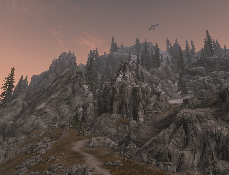 Screenshot aus Skyrim
