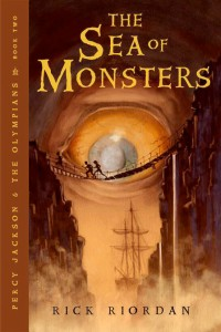 The Sea of Monsters von Rick Riordan