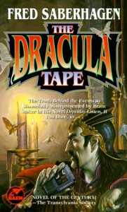 Cover von The Dracula Tape von Fred Saberhagen