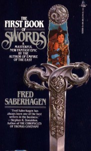 Cover von The First Book of Swords von Fred Saberhagen