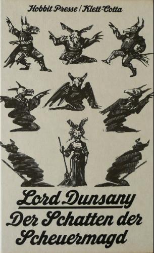 Der Schatten der Scheuermagd von Lord Dunsany