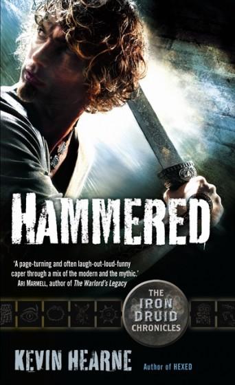 Hammered von Kevin Hearne