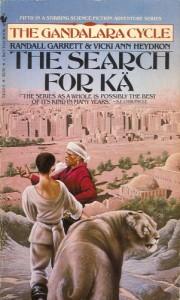 The Search for Kä von Randall Garrett