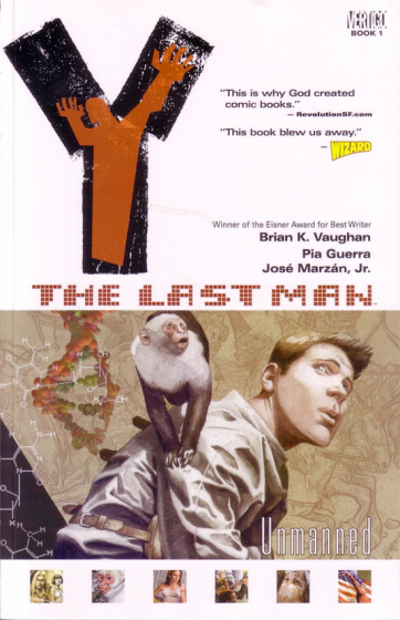 Y: The Last Man, 1: Unmanned von Brian K. Vaughan