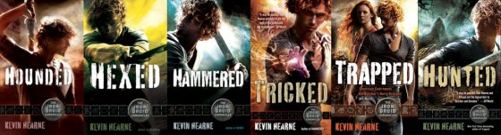 The Iron Druid Chronicles von Kevin hearne