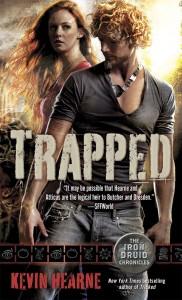 Trapped von Kevin Hearne