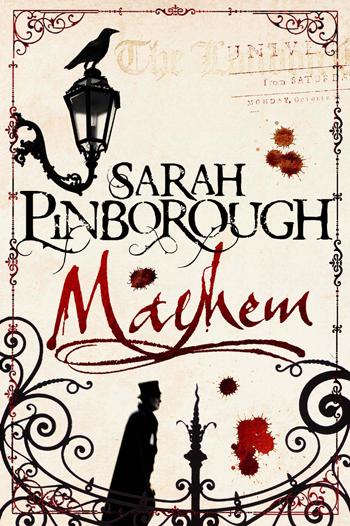 Mayhem von Sarah Pinborough