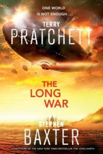 The Long War von Terry Prachtett und Stephen Baxter