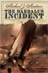 The Daedalus Incident von Michael J. Martinez