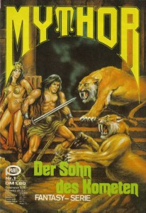Mythor - Der Sohn des Kometen
