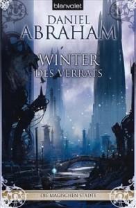 "Cover des Buches ""Winter des Verrats"" von Daniel Abraham"
