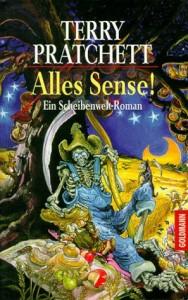 Das Cover von Alles Sense von Terry Pratchett