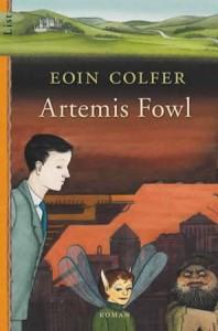 Das Cover von Artemis Fowl 1 von Eoin Colfer