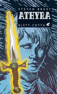 Cover von Athyra von Steven Brust