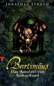 Cover des Buches Das Amulett von Samarkand von Jonathan Stroud