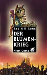 Cover von Der Blumenkrieg von Tad Williams