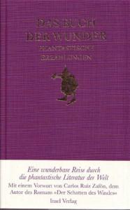 Cover von Das Buch der Wunder von Miriam Kronstädter/Hans-Joachim Simm (Hgg.)