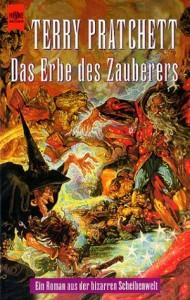 Cover von Das Erbe des Zauberers von Terry Pratchett