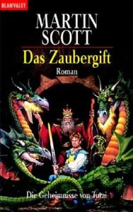Cover von Das Zaubergift von Martin Scott