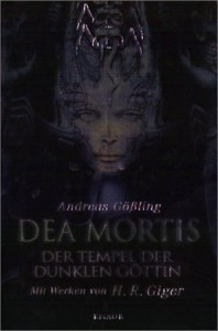 Cover von Dea Mortis von Andreas Gößling