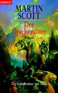 Cover von Der Drachentöter von Martin Scott