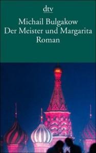 """Cover des Buches """"Der Meister und Magarita"""" von Michail Bulgakow"""
