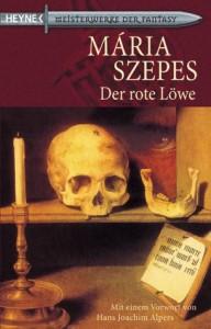 Cover von Der rote Löwe von Mária Szepes