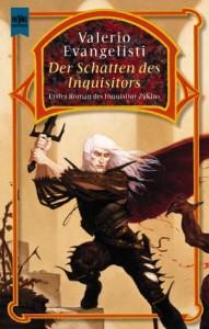 Cover von Der Schatten des Inquisitors von Valerio Evangelisti