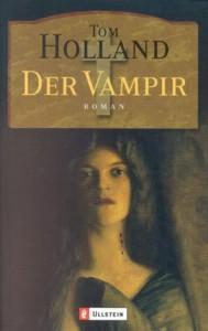 Cover von Der Vampir von Tom Holland