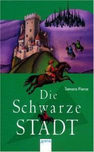 Cover von Die schwarze Stadt von Tamora Pierce
