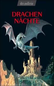 """Cover des Buches """"Drachennächte"""" von Roman Sander (Herausgeber)"""